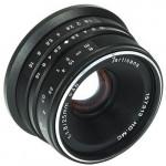 7Artisans 25mm f/1.8 Photoelectric Lens For Sony E (Black) [A101B]