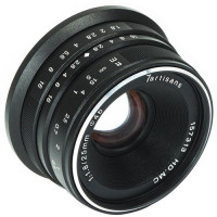 7Artisans 25mm f/1.8 Photoelectric Lens For Micro 4/3 [A104B]
