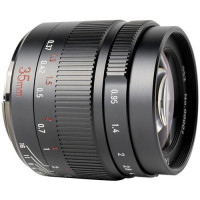 7Artisans 35mm f/0.95 Photoelectric Lens For Fujifilm X [A003B-X]