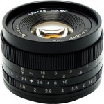 7Artisans Photoelectric 50mm f/1.8 for Sony E-Mount (Black) [A701B]