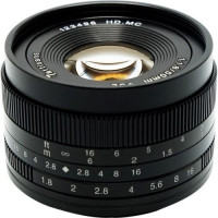 7Artisans Photoelectric 50mm f/1.8 for Canon EOS-M Mount (Black) [A702B]