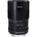 7Artisans 60mm f/2.8 Macro Lens For Fujifilm X (Black) [A112X]