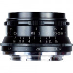 7Artisans 35mm f/1.2 Photoelectric Lens For Sony E (Black) [A801B]