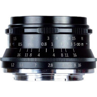 7Artisans 35mm f/1.2 Photoelectric Lens For Sony E (Black) [A801B]