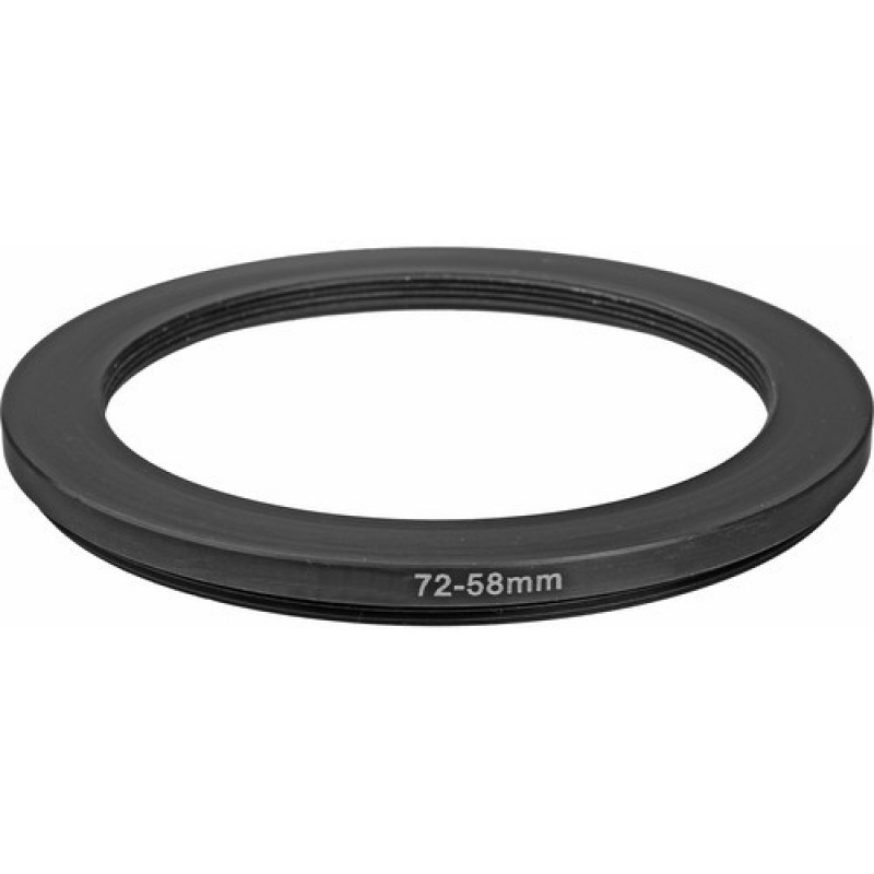 Accpro Step down ring 72mm to 58mm