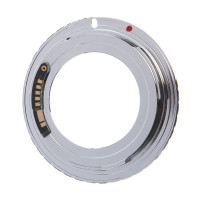 AccPro AF Confirm M42 Lens to Canon EOS EF Mount Adapter [M42-EOS2]
