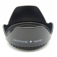 AccPro Flower Lens Hood 49mm [LF-49]