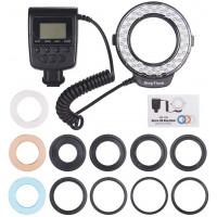 Accpro HD-130 Macro LED Ring Flash Light