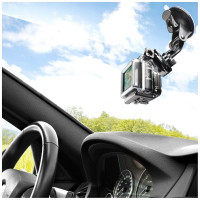 Mantona suction cup mounting for GoPro - 20246