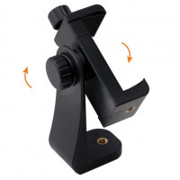 AccPro Swivel Tripod Mount Holder for Smartphones [SP-13]