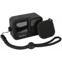 Accpro Silicone Sleeve Case for GoPro Hero 9 Black [GP901]