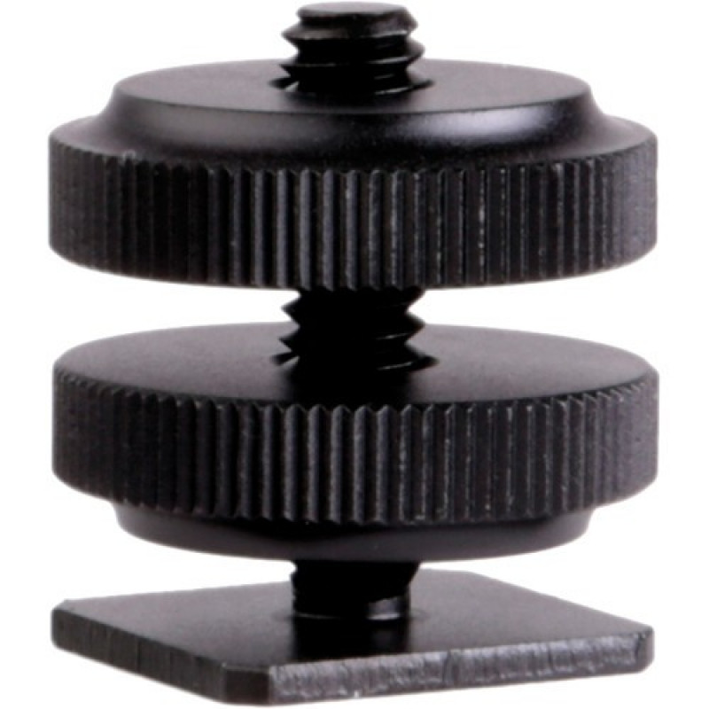"AccPro Flash Mount Adapter with 1/4"" Screw [SC-12]"