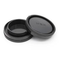 Accpro σετ καπάκια πίσω φακού και σώματος για Sony E-mount / Nex