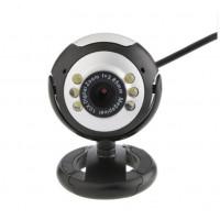 FOYU FO-D317  Web Camera 1080P Με Ενσωματωμένο Μικρόφωνο