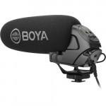 Boya On-Camera Supercardioid Shotgun Microphone BY-BM3031