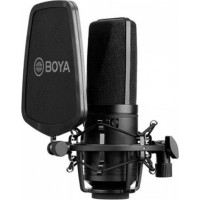 BOYA BY-M1000 Μεγάλου διαφράγματος πυκνωτικό XLR μικρόφωνο