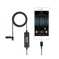 BOYA BY-DM1 Μικρόφωνο Ψείρα Lightning για iOS