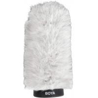 Boya Microphone Windshield Αντιανέμιο Γούνας [BY-P180]