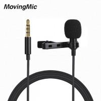MovingMic RL1 Ενσύρματο Μικρόφωνο - Ψείρα για Smartphones
