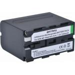 Batmax μπαταρία συμβατή με Sony NP-F960 / 970