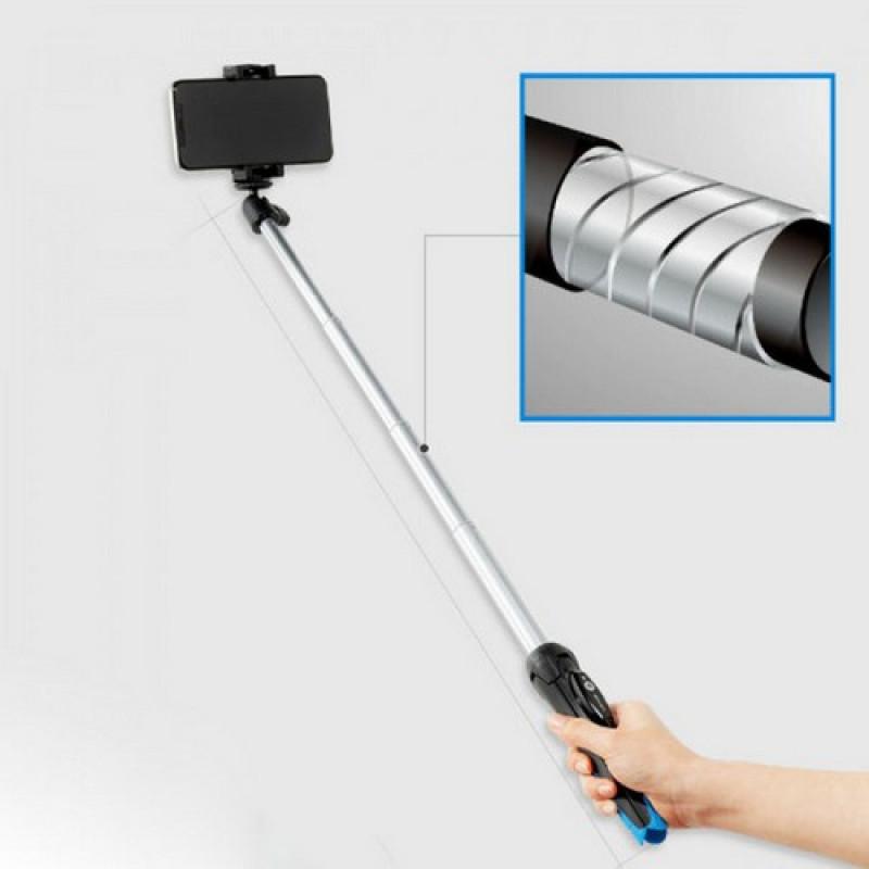 Benro BK15 2-in-1 Portable Selfie Stick with Mini Tripod