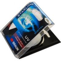 Braun Starline Digital UV Ultra Slim 58mm [14202]