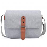 Caden D26 Τσάντα Ώμου Για Dslr / Mirrorless - Grey