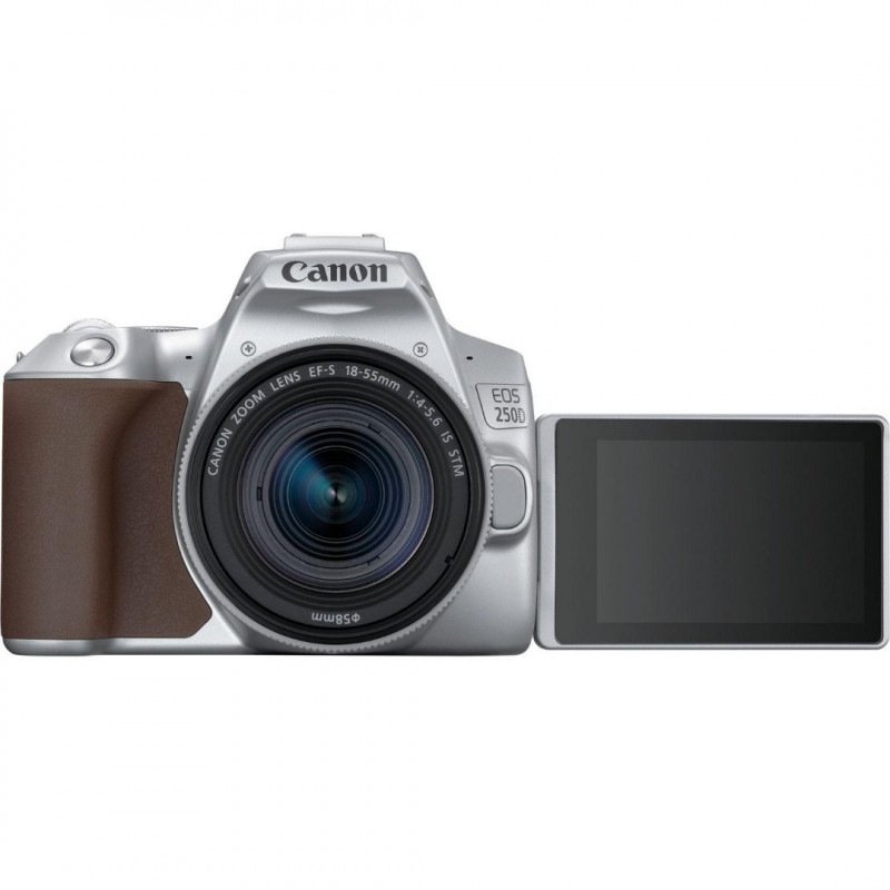 Canon EOS 250D kit 18-55mm IS STM - Silver