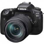 Canon EOS 90D Kit With 18-135mm IS Nano USM [3616C029AA]