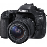 Canon EOS 80D Kit & EF-S 18-55mm f/3.5-5.6 IS STM