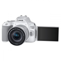 Canon EOS 250D kit 18-55mm IS STM - White [3458C003AA]