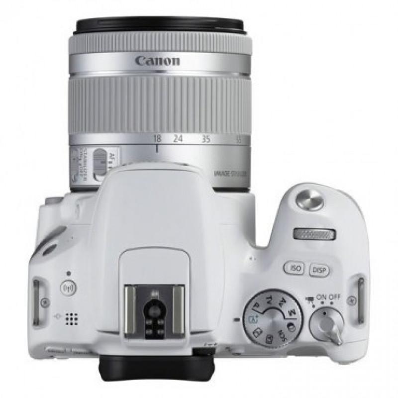 Canon EOS 250D kit 18-55mm IS STM - White
