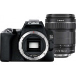 Canon EOS 250D kit 18-135mm IS STM - Black [3454C021AA]