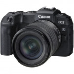 Canon EOS RP Kit RF 24-105mm f/4 - 7.1 IS STM [3380C133] (Cashback 60€)