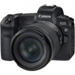 Canon EOS R Kit RF 24-105mm f/4-7.1 IS STM [3075C033]  (Cashback 100€)