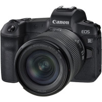 Canon EOS R Kit RF 24-105mm f/4-7.1 IS STM [3075C033] (100€ Cashback + Trade in 300€)