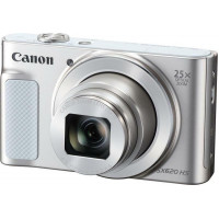 Canon PowerShot SX620 HS - White + Δώρο θήκη + SD 16GB