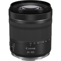 Canon RF 24-105mm F/4-7.1 IS STM Lens [4111C002]