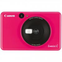 Canon Zoemini C Στιγμιαία φωτογραφική μηχανή και εκτυπωτής τσέπης - Bubblegum Pink [3884C005AA]