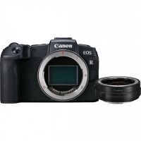 Canon EOS RP Body + Adapter EF-EOS R [3380C041AA] (Trade in με FF -200€) - 3 Έτη Εγγύηση