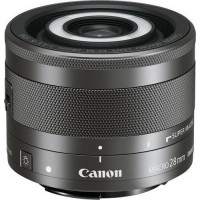 Canon EF-M 28mm f/3.5 Macro IS STM [9517B005]