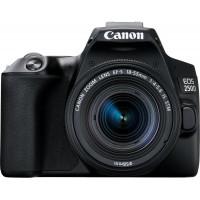 Canon EOS 250D kit 18-55mm IS STM - Black [3454C002]