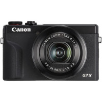 Canon PowerShot G7X Mark III [3637C013AA]  + Δώρο Mini Table Τριπόδι