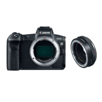 Canon EOS R Body + Adapter EF-EOS R  [3075C023AA] (Trade in με FF -300€) - 3 Έτη Εγγύηση