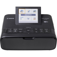 Canon Selphy CP1300 Compact Photo Printer - Black (Cashback -15€)