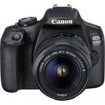 Canon EOS 2000D kit 18-55mm DC III - Black
