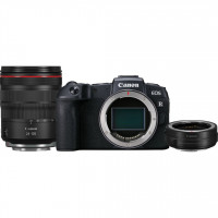 Canon EOS RP Kit RF 24-105mm f/4 IS + Adapter EF-EOS R [3380C012]