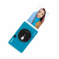Canon Zoemini C Στιγμιαία φωτογραφική μηχανή και εκτυπωτής τσέπης - Seaside Blue [3884C008AA]