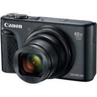 Canon PowerShot SX740 HS - Black