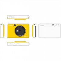 Canon Zoemini C Στιγμιαία φωτογραφική μηχανή και εκτυπωτής τσέπης - Bumblebee Yellow [3884C006AA]